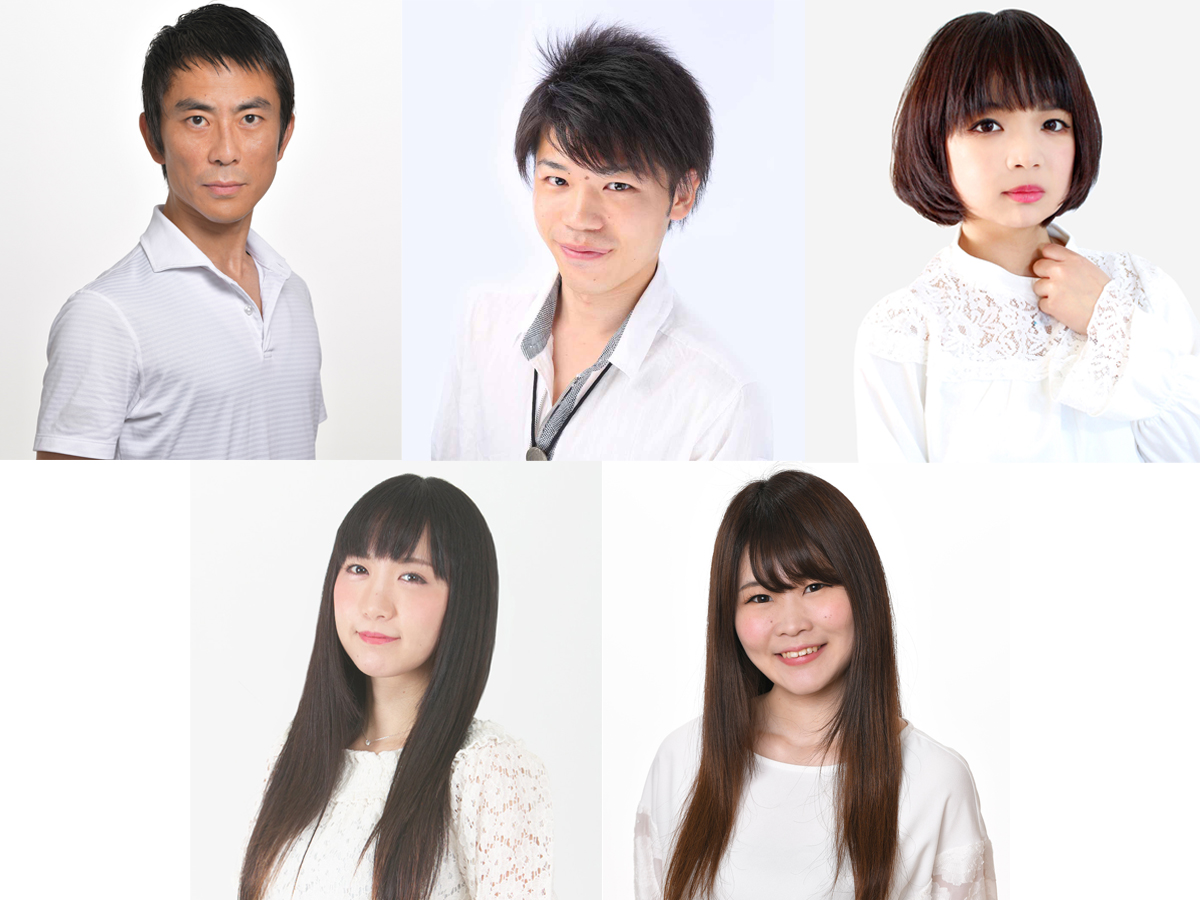 藤原満、辻尊広、長﨑瞳、井澤佳の実、雫石愛佳がPS4/PC用ゲーム「シェンムーⅢ」に出演!
