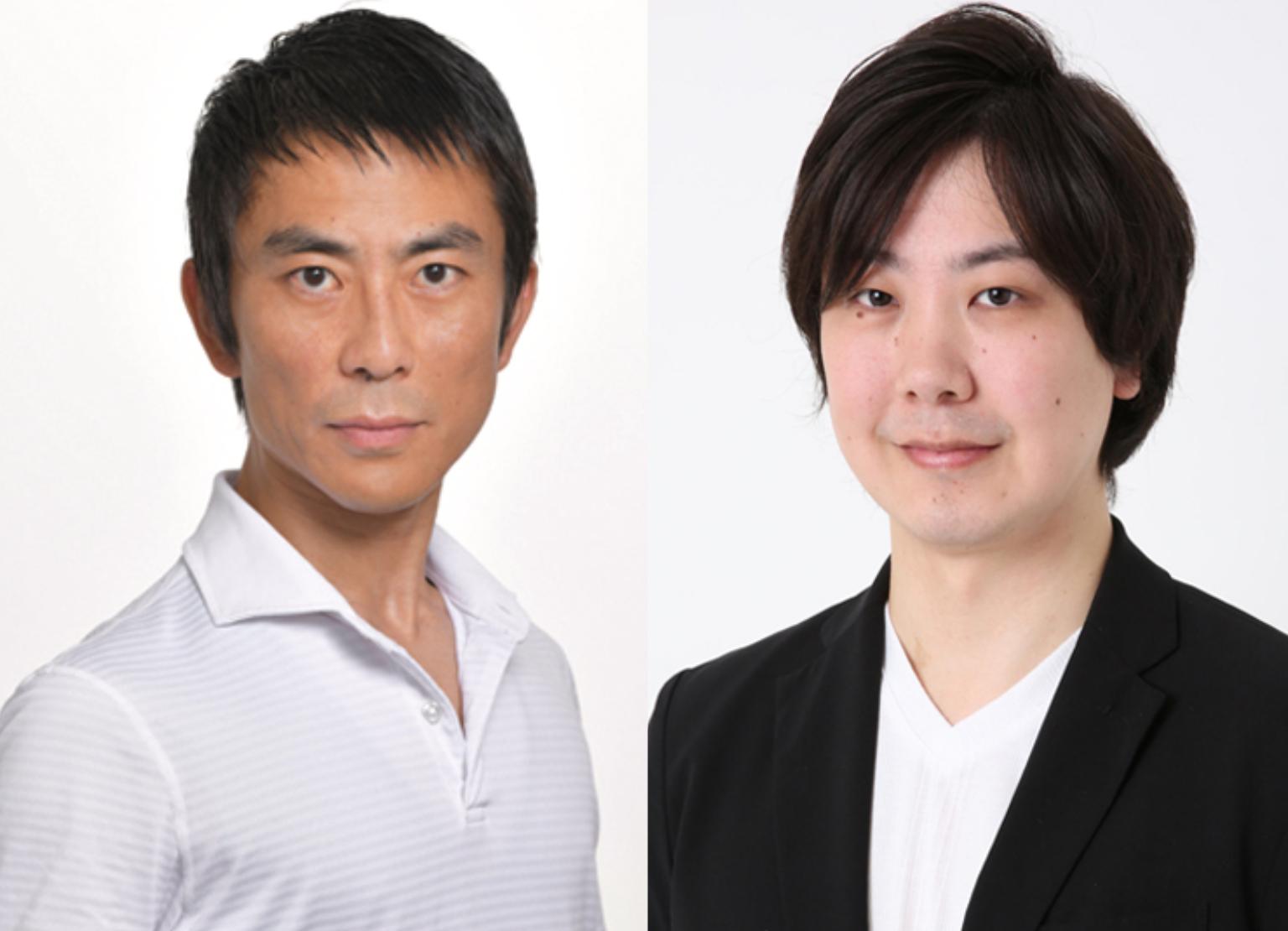 藤原満と藤井達也がアプリゲーム【極の道】にてCVを担当!