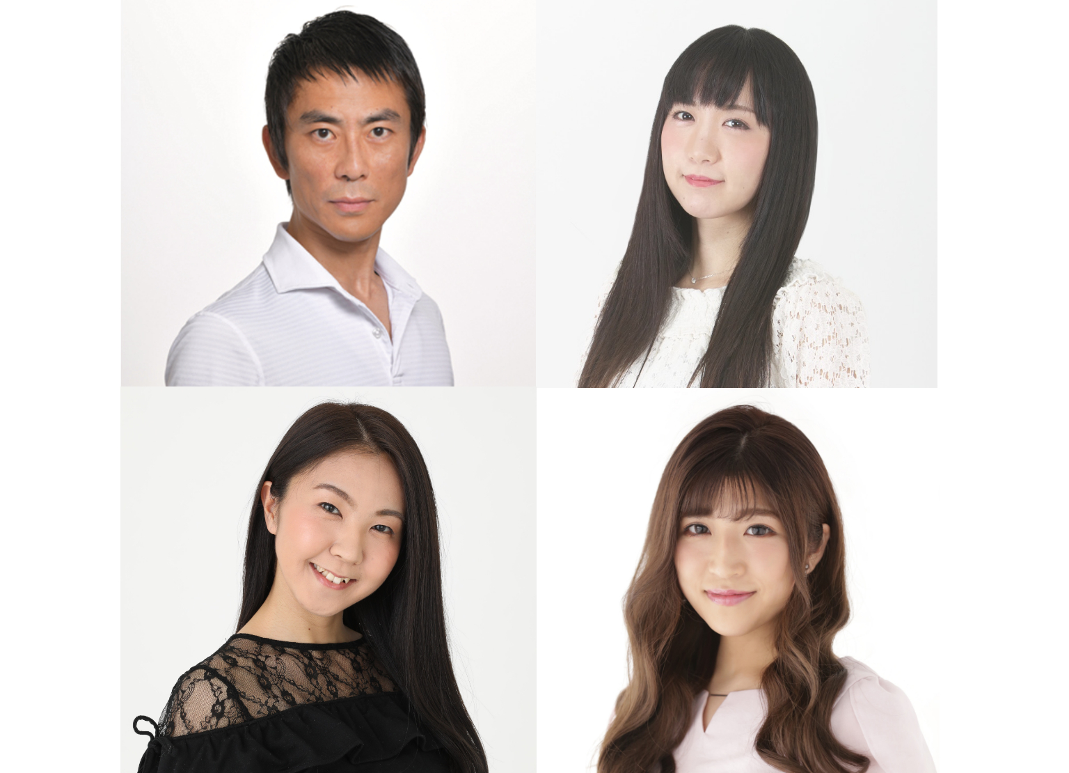 TVアニメ「装甲娘戦機」に藤原、井澤、松浦、水島が出演!